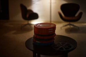 16mm-Filmclubabend