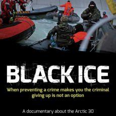 Balck Ice DVD cover