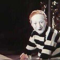 Filmstill Fellini Die Clowns