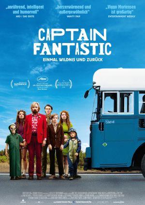Captain Fantastic - Einmal Wildnis und zurück (mittwochs: OmU) (Bundesstart)