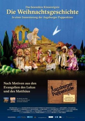 Die Weihnachtsgeschichte. In einer Inszenierung der Augsburger Puppenkiste (Bundesstart)