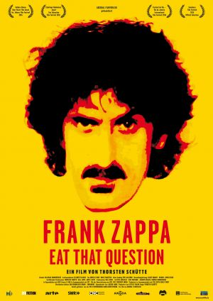 Frank Zappa - Eat that question (Bundesstart)