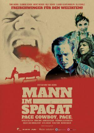 Mann im Spagat - Pace, Cowboy, Pace (Bundesstart)