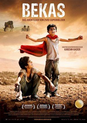 Bekas - Die Abenteuer von zwei Superhelden