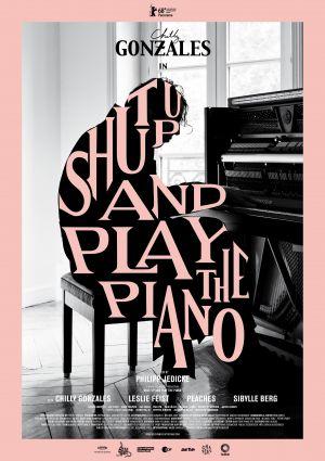 Shut up and play the piano (Doku) (Bundesstart)